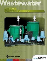 Product Catalog - Pumps & Pressure Inc.