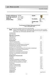 juris - Wissen was zählt. Gesamtes Gesetz Amtliche Abkürzung ...