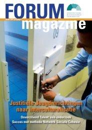 FORUMmagazine winter 2007, jaargang 2 - archief van www.forum.nl