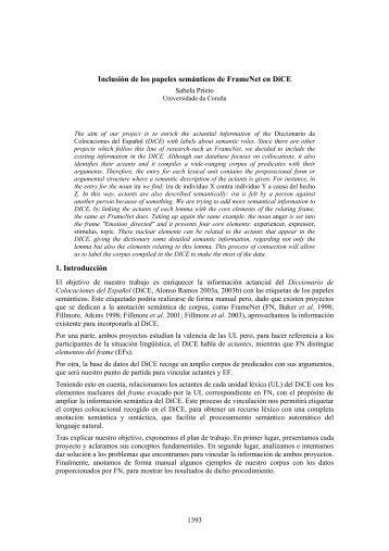 A digital dictionary of Catalan derivational affixes - Diccionario de ...