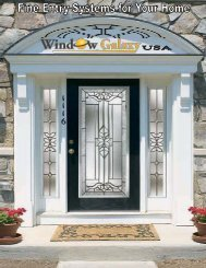 Stainable Steel Entry Doors That Welcome You Home