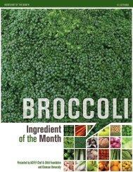 Broccoli - Clemson University