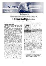EK Nyt februar 2005.pdf - Foreningen af Erhvervskvinder