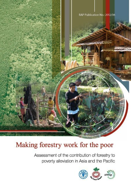 Making forestry work for the poor - APAFRI-Asia Pacific Association ...