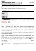 registration & consent form - Westminster Academy - Page 2