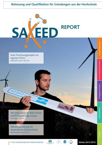 SAXEED Report 2/2012