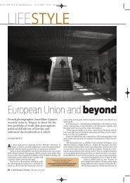 Czech Business Weekly - Homo Urbanus Europeanus - Free