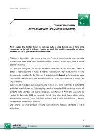 ARVAL FESTEGGIA I DIECI ANNI DI H2ROMA - H2Roma.org