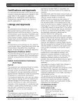 Installation Guide - Bosch Security Systems - Page 2