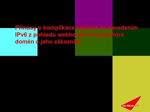 prezentace - Cz.NIC