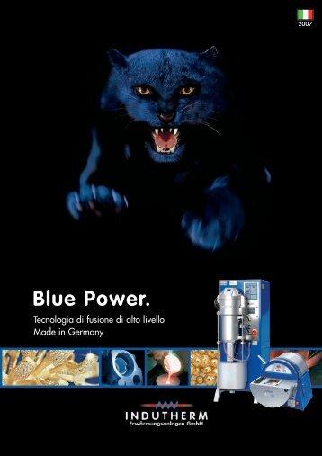 Blue Power.