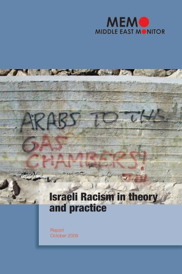 israeli-racism-in-theory-and-practice
