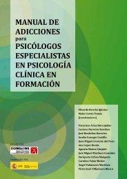 Manual de adicciones para psicólogos - Plan Nacional sobre ...