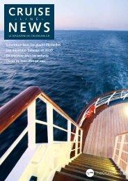 NEWS - The Cruise Line AG
