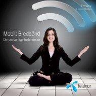 Mobilt Bredbånd - Telenor