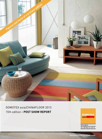 POST SHOW REPORT - Trade Fairs
