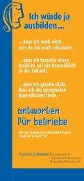 Unsere Leistungen für Sie im Überblick - Vogelsberg Consult