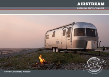 Adventure, inspired by Airstream - Airstream Germany