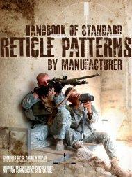 US OPTICS Reticle Patterns - Gun Digest