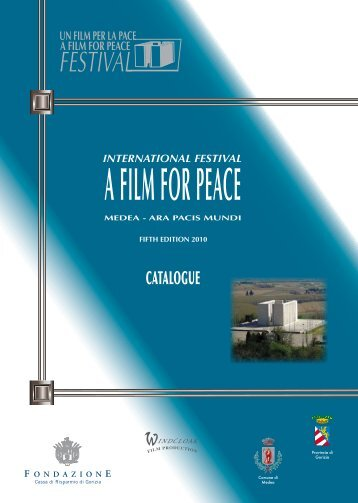 a film for peace - Festival UN FILM PER LA PACE
