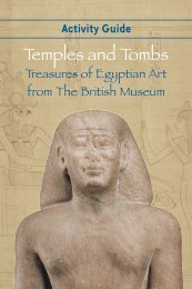 Temples and Tombs - American Federation of Arts