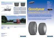 Goodyear Marathon LHT II - Fleet first