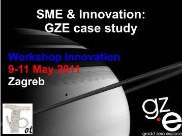 SME & Innovation: GZE case study - Project T-Pot