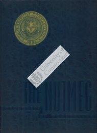 Nutmeg, 1947 - Thomas J. Dodd Research Center - University of ...