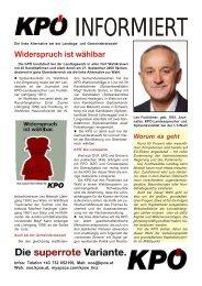 KPÖ informiert.vp - KPÖ Oberösterreich