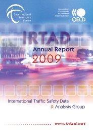 irtad annual report 2009 - International Road Federation