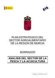 plan estrategico del sector agroalimentario de la ... - laverdad.es