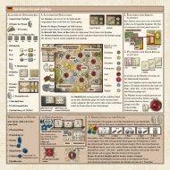 Spielmaterial und Aufbau - Malz Spiele