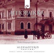 Aitiopaikka_2009_kevät 2010_NET.pdf - Aleksanterin teatteri