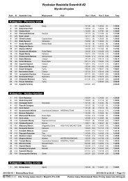 Rockstar Beskidia Downhill #2 - DH-zone.com