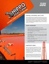 HIPPO Frac Tank Brochure - SEI Industries Ltd.