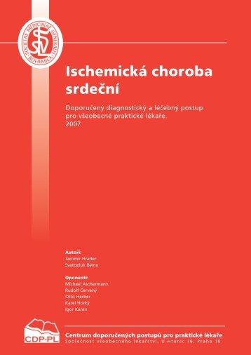 Ischemická choroba srdeční - Společnost všeobecného lékařství