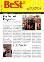 Das Best³e in Klagenfurt - BeSt³ Klagenfurt