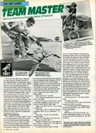 1987 Haro Master Team Model.pdf - AJK BIKES.com