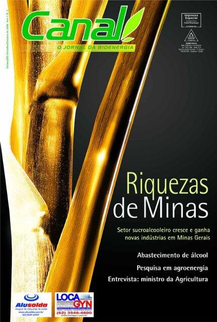 álcool e açúcar - Canal : O jornal da bioenergia