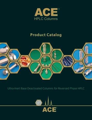 Product Catalog - MAC-MOD Analytical Inc.