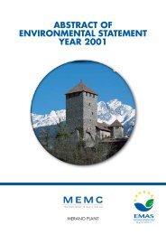 MEMC inglese MERANO 06/03 - MEMC Electronic Materials, Inc.