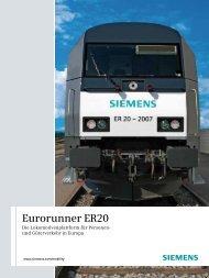 (PDF) Eurorunner ER20 - Siemens Mobility