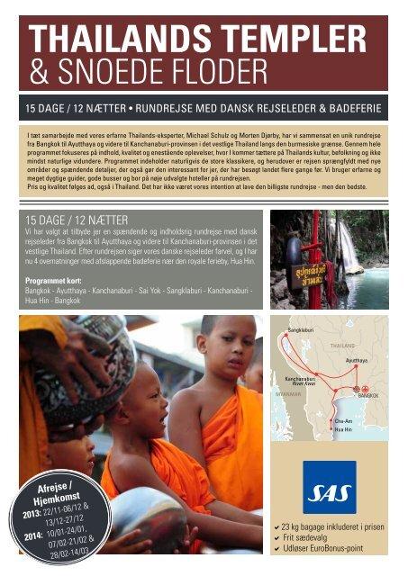 thailands templer - Mangaard Travel Group