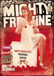 12/2011 - Mighty Sounds