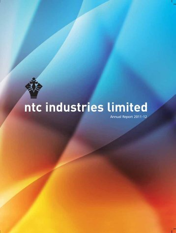 Financial Year - ntc industries limited