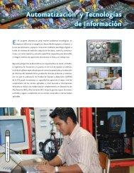 Automatización y Tecnologías de Información