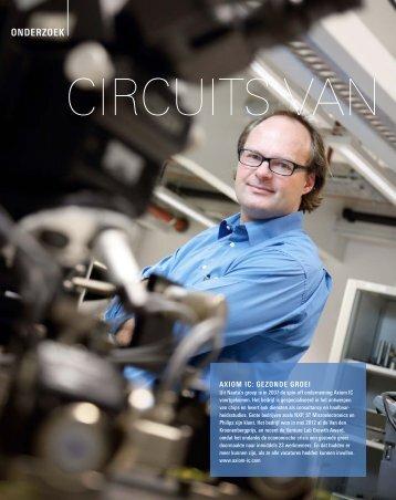 Rubriek Onderzoek: Circuits van Wereldklasse