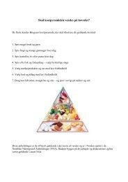 Kostpyramider - Jan Thiemann