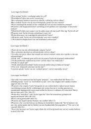 Taylor - Cursus 1 - Leesvragen - Maieutiek