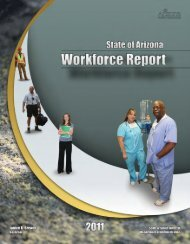 2011 Report - Arizona Human Resources